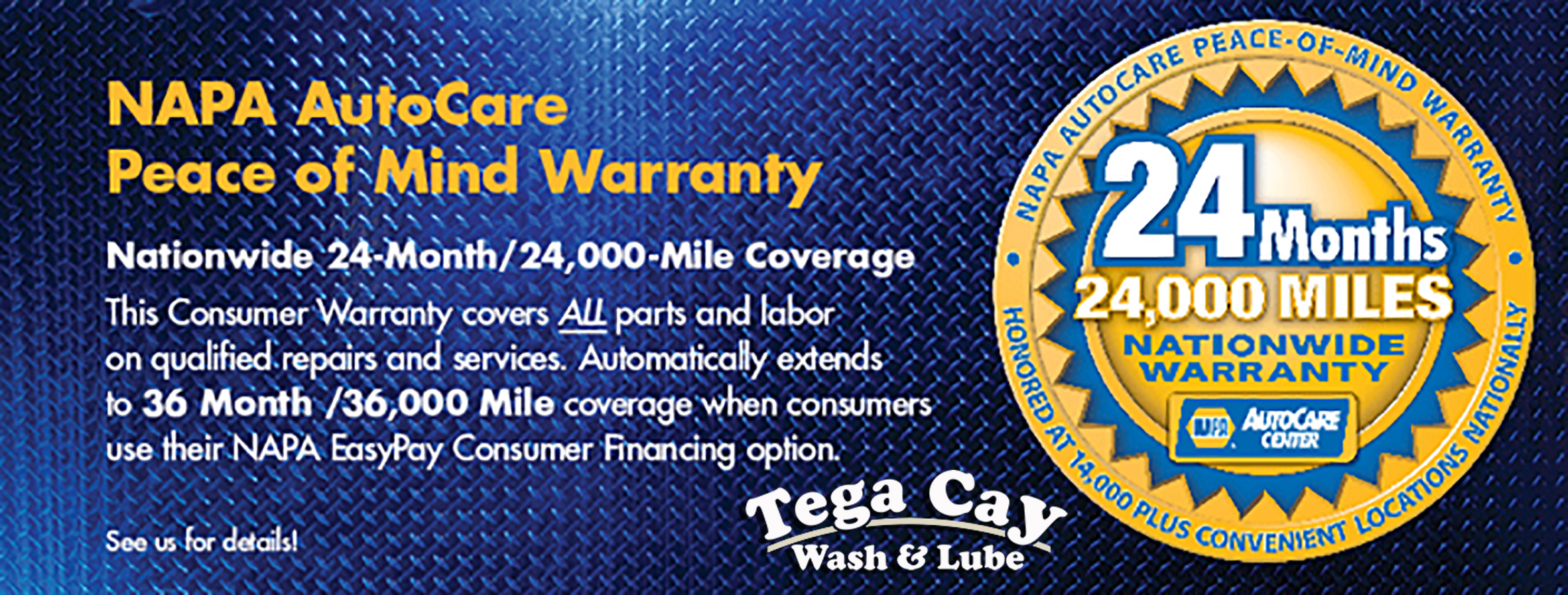 24-month-warranty-napa-auto-parts-autocare-center-tega-cay-wash-lube-near-fort-mill-lake-wylie-south-carolina-napa-autopart