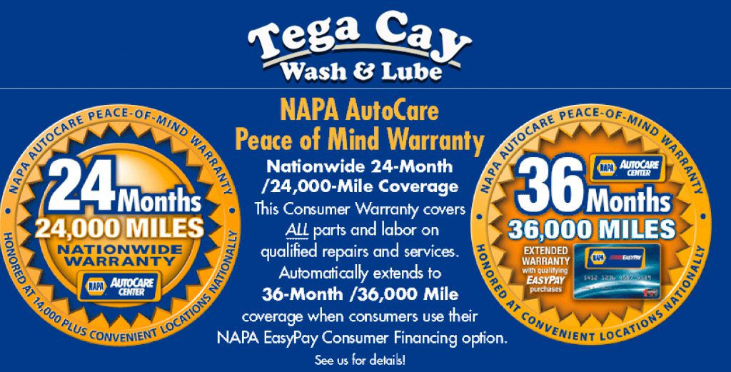 36 month-36k-24-month-24kwarranty-napa-auto-parts-autocare-center-tega-cay-wash-lube-near-fort-mill-lake-wylie-south-carolina-napa-autopart3