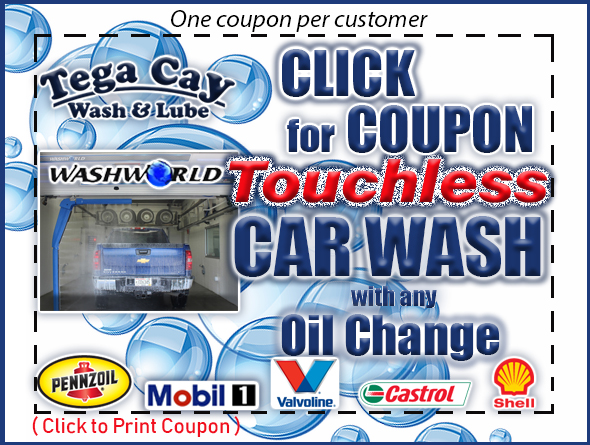 Click-coupon-FREE-car-wash-touchless-razor-washworld-oil-change-coupon-discount-pennzoil-shell-rotella-mobil-1-synthetic-valvoline-castrol-gtx-tega-cay-wash-&-lube-fort-mill-lake-wylie-steele-creek