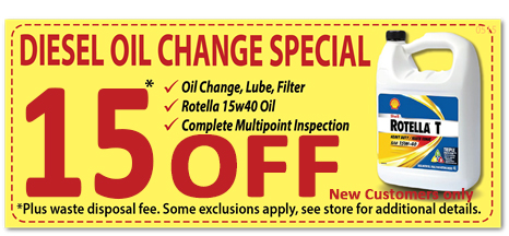 Diesel-oil-change-coupon-discount-lube-rotella-T-6-4-Tega-Cay-Wash-Lube-pennzoil-South-Carolina-near-Fort-Mill15