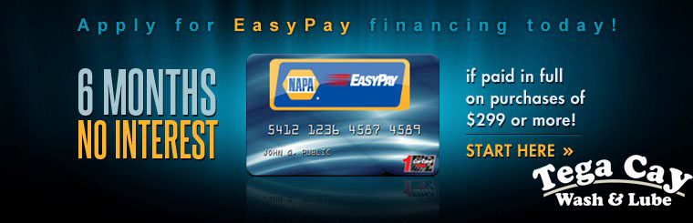 EasyPay-napa-autocare-auto-parts-Tega-Cay-Wash-a-&-Lube-south-carolina-fort-mill-lake-wylie1