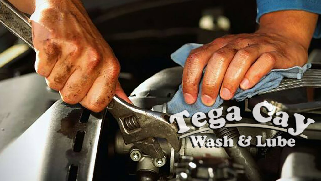 Header-mechanic car repair-auto-service-maintenance-napa-auto-care-center-South-Carolina-Tega-Cay-Wash-Lube near Fort Mill