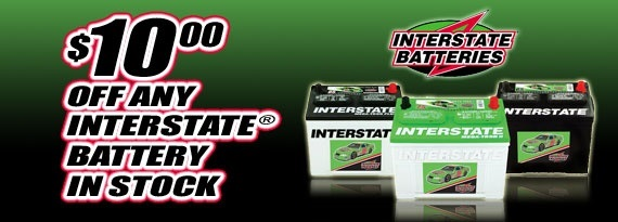 Pennzoil Near Me >> INTERSTATE BATTERIES for Car | FORT MILL Automotive ...