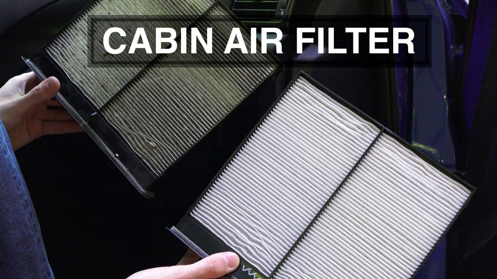 Car Cabin Air Filter Replacement Tega Cay Wash and Lube