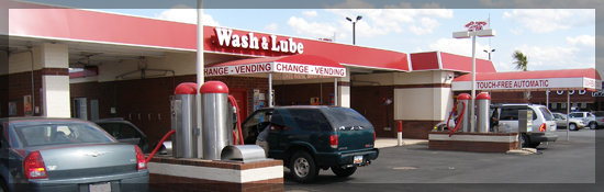 Car Wash Fort Mill, Tega Cay Wash & Lube