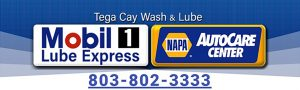 Tega Cay Wash & Lube – Mobil 1 Oil Change- NAPA Auto Care