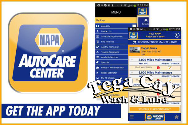 Fort Mill NAPA Auto Care Center carrying NAPA Auto Parts for